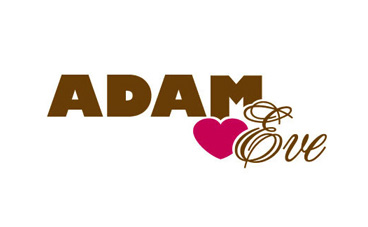 brainbreak Grafik Logo Referenz: Adam & Eve Beautylounge