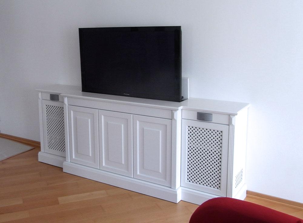 Sideboard Mit Tv Lift brainbreak interior möbel - tischlerei in hamburg wandsbek für tv
